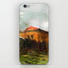 Who is in the house of my heart iPhone & iPod Skin
