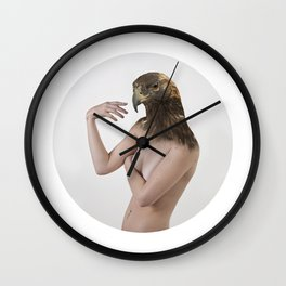 Therianthrope - Eagle Wall Clock