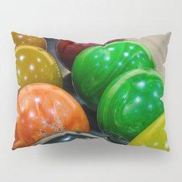 Bowling Balls Pillow Sham