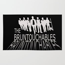 The Bruntouchables Rug