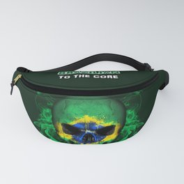 To The Core Collection: Brazil Fanny Pack