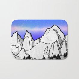 Mount Whitney Bath Mat