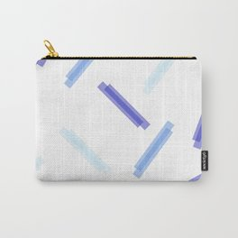 LINA ((the blues)) Carry-All Pouch