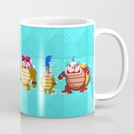 Koopalings! Coffee Mug