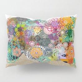 Kris Mandalas Pillow Sham