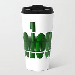 Jealousy Travel Mug