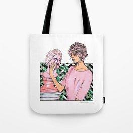 POR AMOR AL ART II Tote Bag