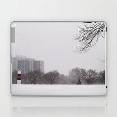 Wintery Chicago Laptop & iPad Skin