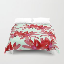 MATUCANA IN AMARANTH Duvet Cover