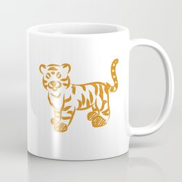 Tiger Coffee Mug