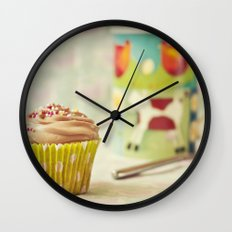 pequeña delicia Wall Clock