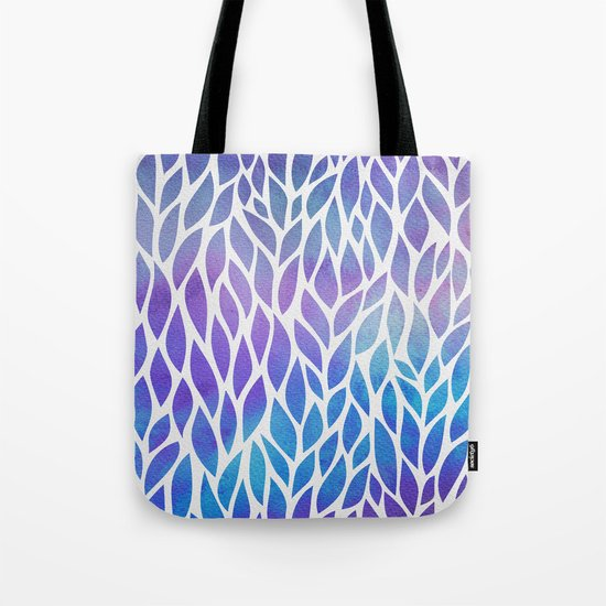 Petals Pattern #1 Tote Bag