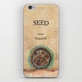 Seed iPhone Skin
