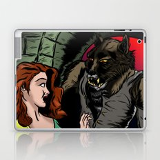 NIGHT STALKER Laptop & iPad Skin