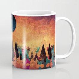 Happy New Year cat 92 Coffee Mug