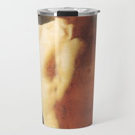 A Male Torso by Jean-Auguste-Dominique Ingres Travel Mug