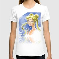 sailormoon T-shirts featuring Princess Serenity by Keith Gutierrez