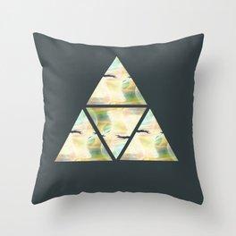 Angles I Throw Pillow