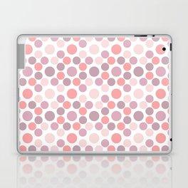 Blushing Dots Laptop & iPad Skin