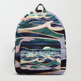 Moonlit Ocean Backpack