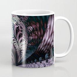 Fractal Crescent Coffee Mug