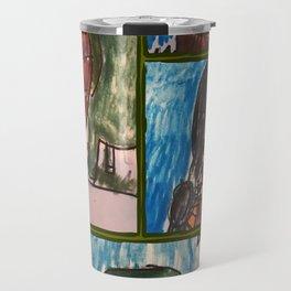 comic strip Travel Mug