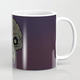 MAGIC SWAMP BLACK MANA SKULL Coffee Mug
