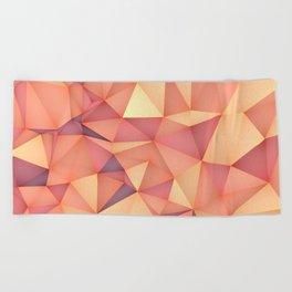 Meduzzle: Blond Beach Towel