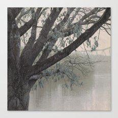 Tu-Endie-Wei Tree Canvas Print