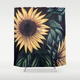 Sunflower Life Shower Curtain
