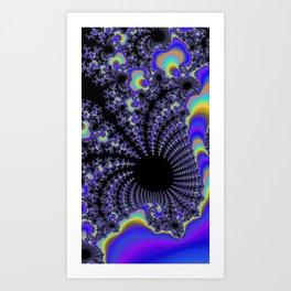 Fascinating Fractal Art Print