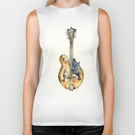 The Mandolin Biker Tank