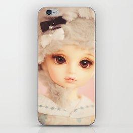 Audree iPhone Skin