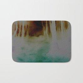 color wood Bath Mat