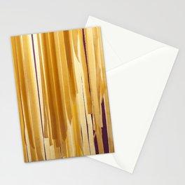 Sundried stripes Stationery Cards