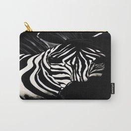 Safari Zebra  Carry-All Pouch