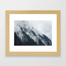 Breeze of the Wild Framed Art Print