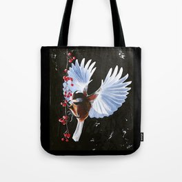 Tit - The Moment - by LiliFlore Tote Bag