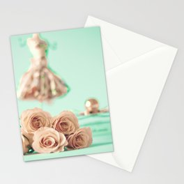 Perfumed Roses Stationery Cards