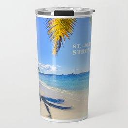 St. John Strong Travel Mug