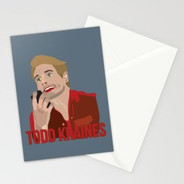 Todd Kraines v2 Stationery Cards