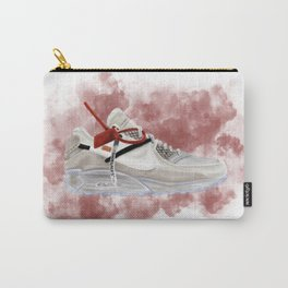 OFF WHITE MAX Carry-All Pouch