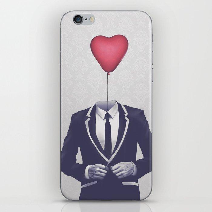 Mr. Valentine iPhone Skin