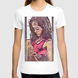 Sadness icone T-shirt