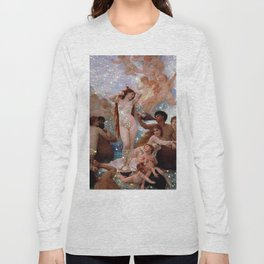 Glitter Girl Long Sleeve T-shirt