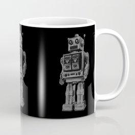 Vintage robot Coffee Mug