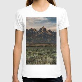 Teton Morning T-shirt