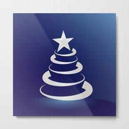 Christmas cake Metal Print