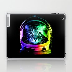Astronaut Cat Laptop & iPad Skin