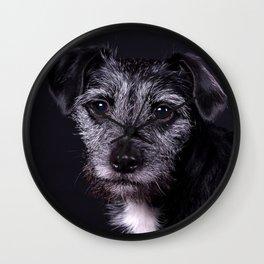 Pop the Dog Wall Clock
